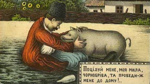 Мир украинской культуры в юмористическом творчестве  Василия Гулака