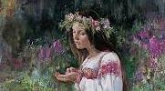 Каких художников вдохновил образ украинской женщины?