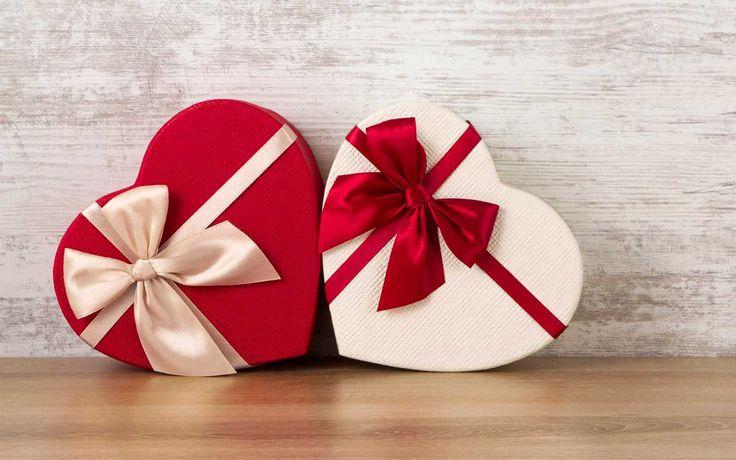 Оригинальные романтические подарки в День всех влюбленных