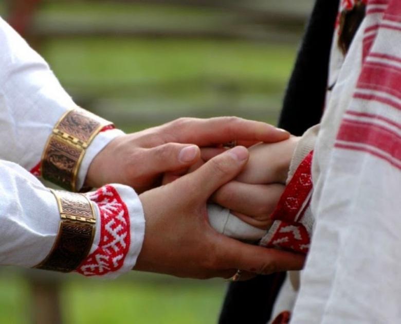 Традиции первой брачной ночи у славян