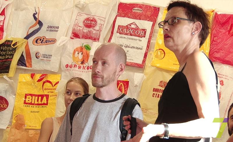 Арт-критик Ута Кильтер презентовала свой новый проект под названием «Экоурбанизм»