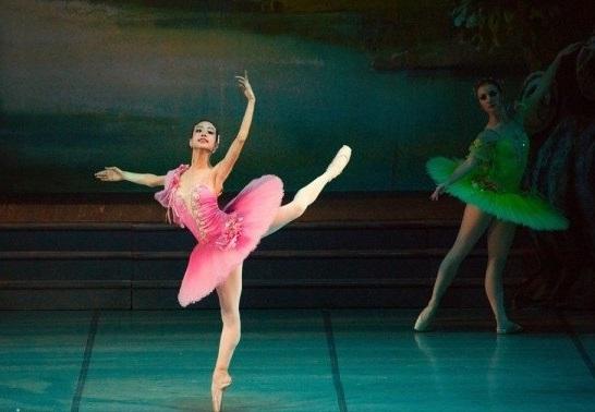 Балет « Алиса в стране чудес»