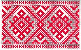 Символы и орнаменты в культуре славянских народов