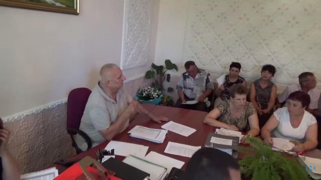 Законы Украины в  Красноселке не действуют