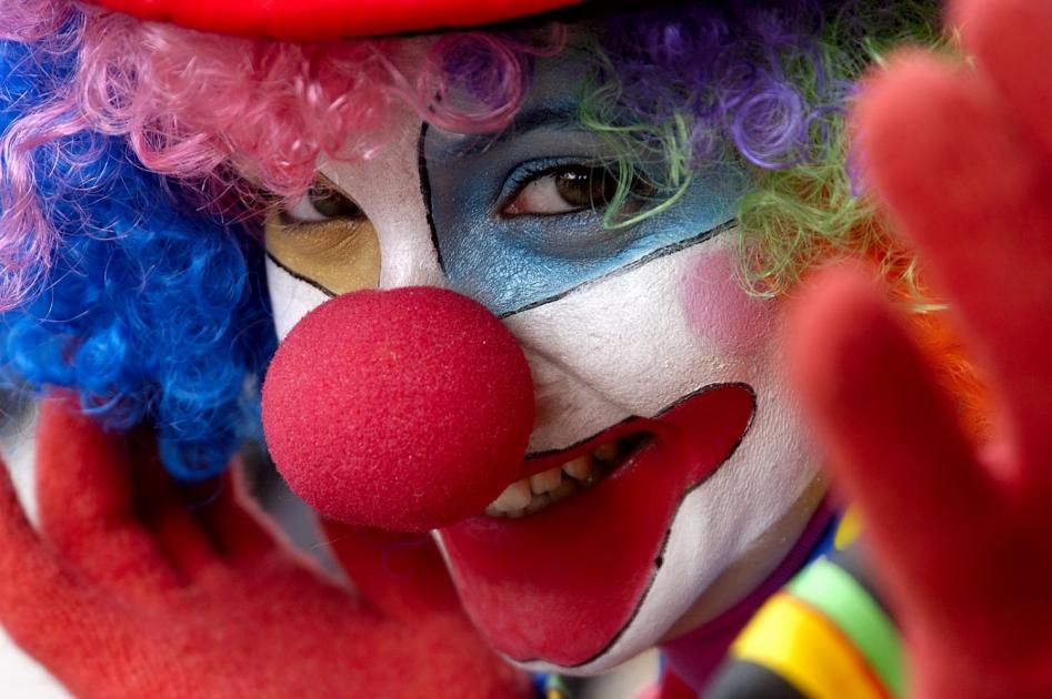 1 ноября  концерт «Цирк уехал»