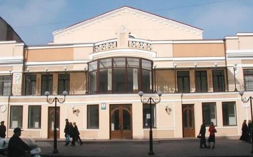 Репертуар Одесского академического русского драматического театра на июль