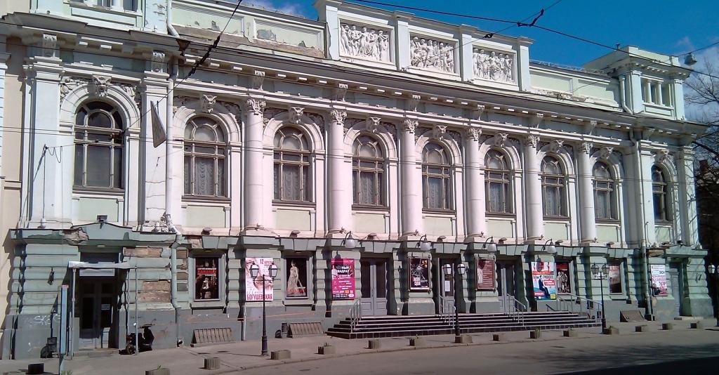Репертуар Одесского академического украинского музыкально-драматического театра имени В. Василько на апрель