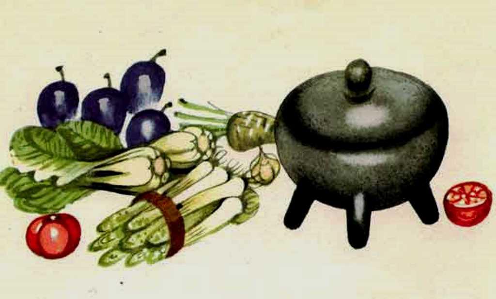 Вкусная и полезная костровая кухня