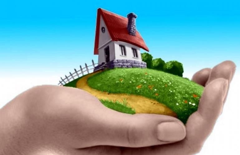 По-видимому, земельный вопрос частная собственность на землю про себя